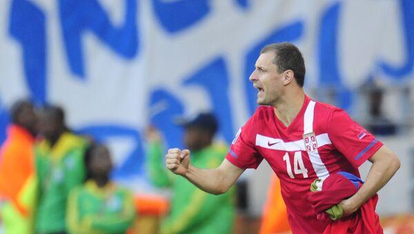El exfutbolista serbio Milan Jovanovic - Sputnik Mundo