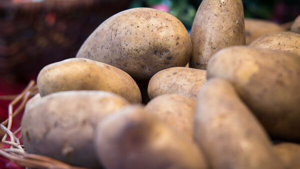Patatas (imagen referencial) - Sputnik Mundo