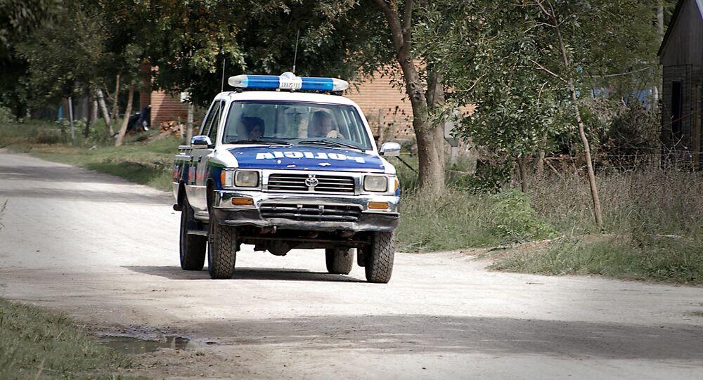 Policía de Argentina