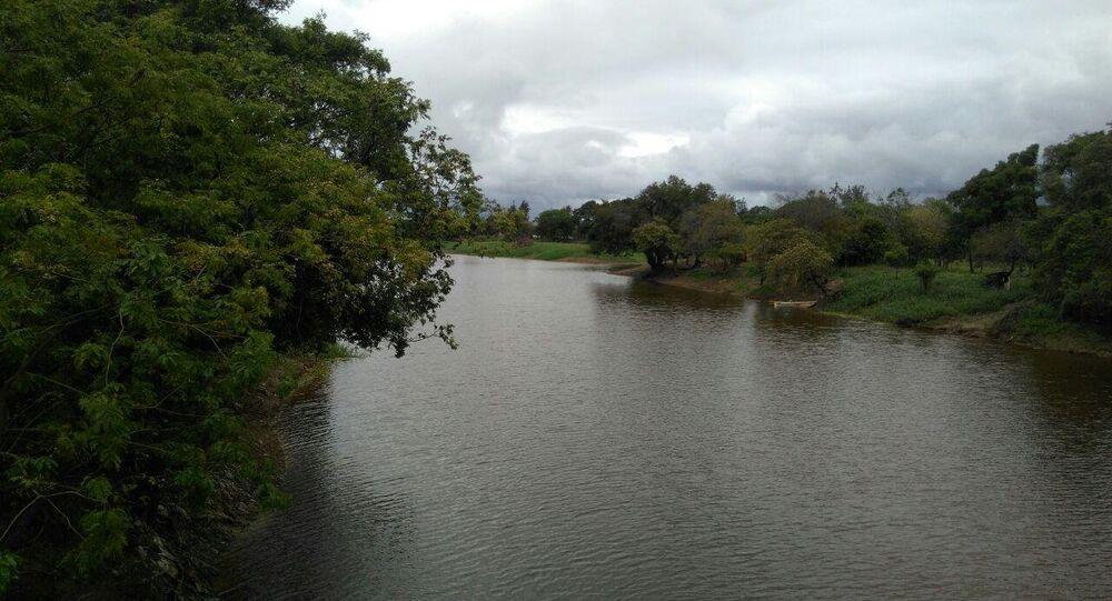 El río Pilcomayo