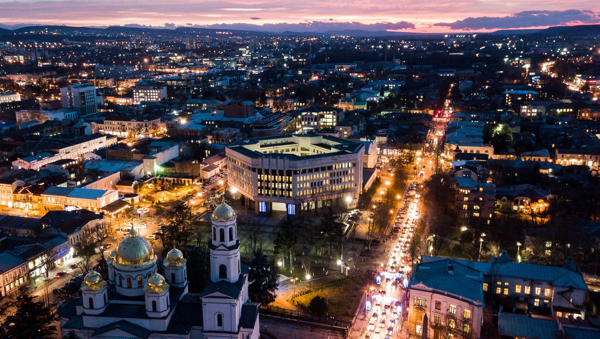 La ciudad rusa de Simferópol en Crimea (imagen referencial) - Sputnik Mundo, 1920, 02.02.2021