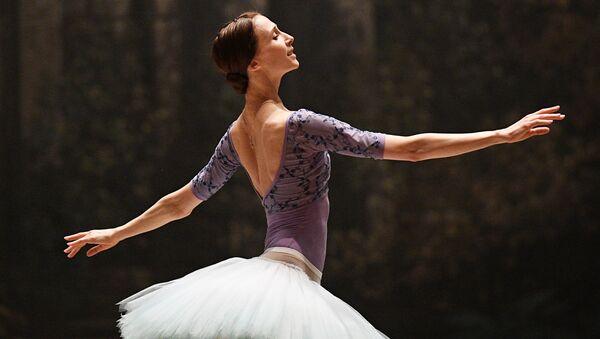 Svetlana Zajárova, primera bailarina del teatro Bolshói - Sputnik Mundo