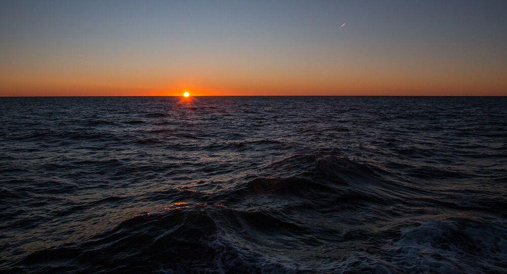 Las aguas del mar (imagen referencial)