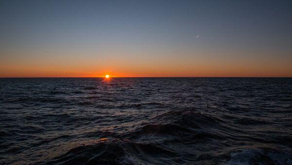 Las aguas del mar (imagen referencial) - Sputnik Mundo