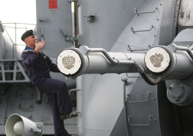 AK-130, cañón naval