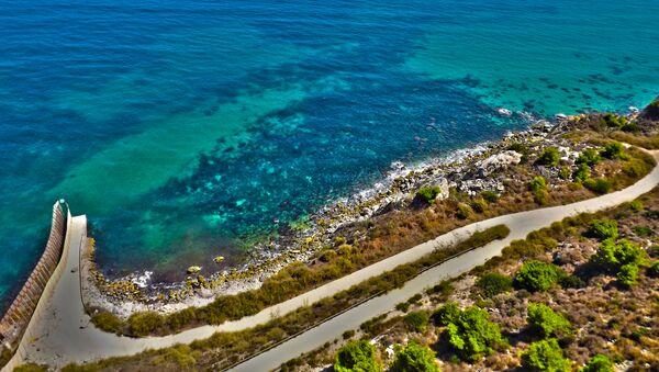 La costa de Melilla, España (imagen referencial) - Sputnik Mundo