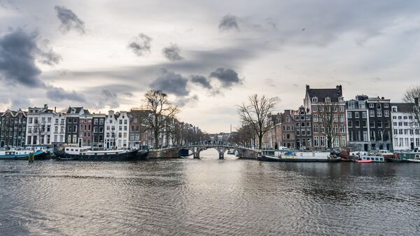Amsterdam, capital de Países Bajos (imagen referencial) - Sputnik Mundo
