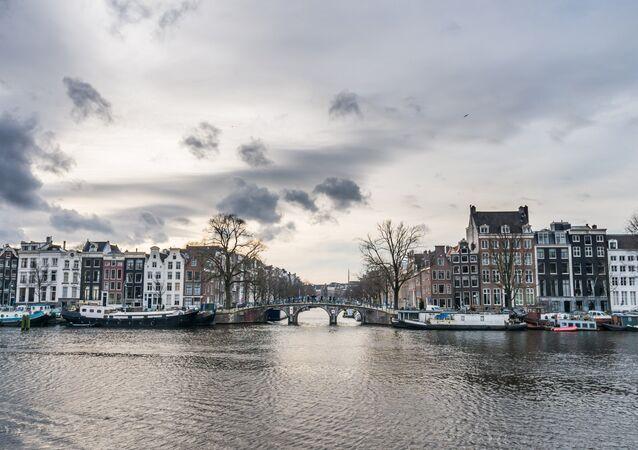 Amsterdam, capital de Países Bajos (imagen referencial)