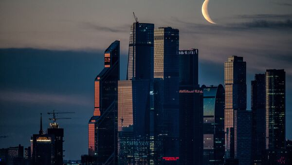 El amanecer en Moscú - Sputnik Mundo