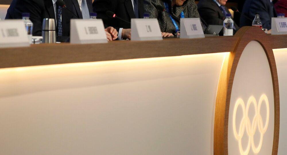 El Comité Olímpico Internacional (imagen referencial)