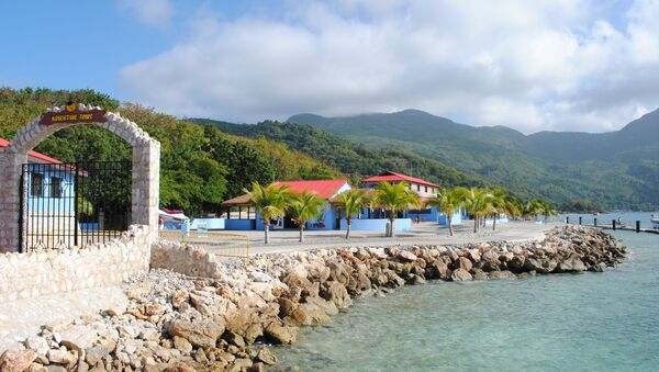 Labadee, Haití - Sputnik Mundo