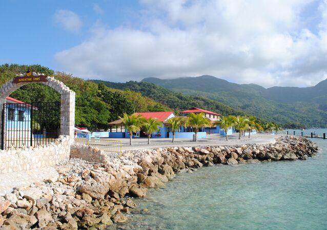 Labadee, Haití