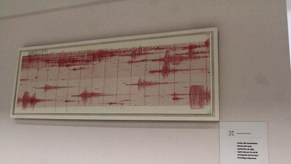 Escala sismológica de Richter - Sputnik Mundo