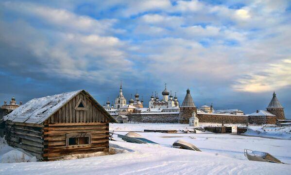El lugar donde la historia te habla: las islas Solovetski del extremo norte ruso - Sputnik Mundo