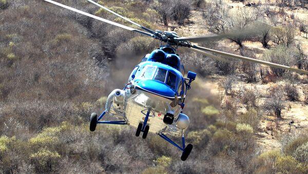 Helicóptero ruso Mi-171E2 - Sputnik Mundo
