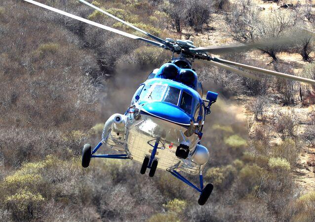 Helicóptero ruso Mi-171E2