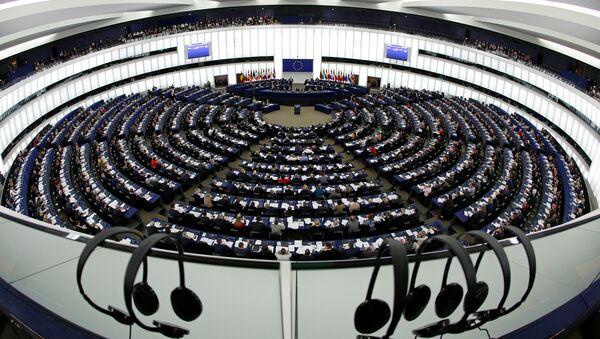 Parlamento de la UE - Sputnik Mundo