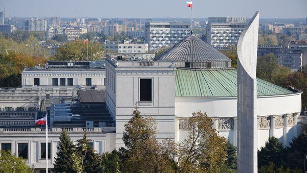 Varsovia, la capital de Polonia (archivo) - Sputnik Mundo