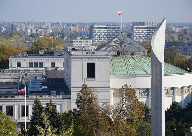 Varsovia, la capital de Polonia (archivo)
