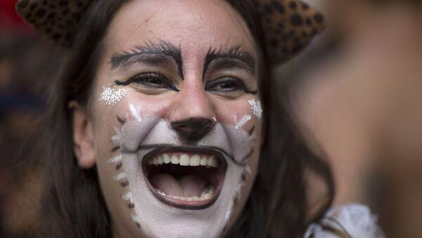 Carnaval de Río - Sputnik Mundo