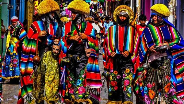 Carnaval de Veracruz - Sputnik Mundo