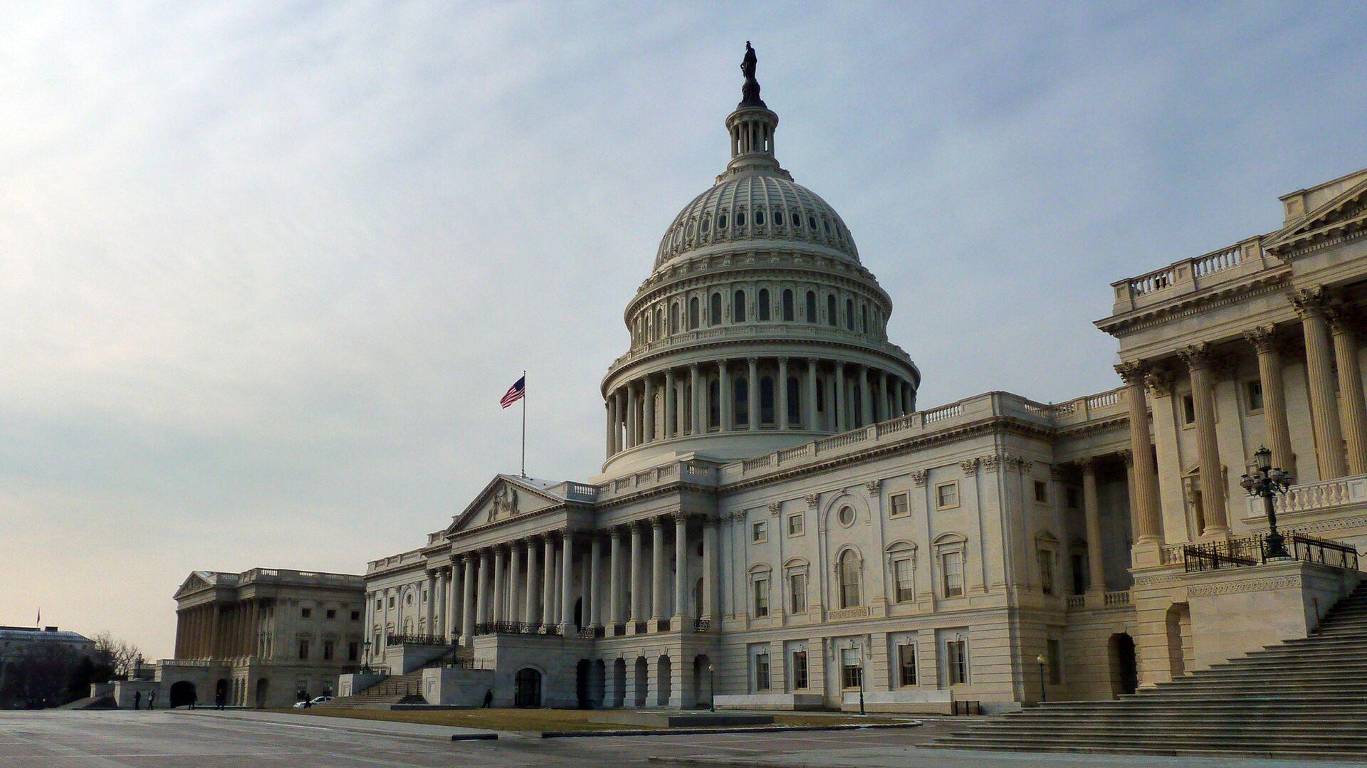 Washington, la capital de EEUU - Sputnik Mundo, 1920, 13.08.2021