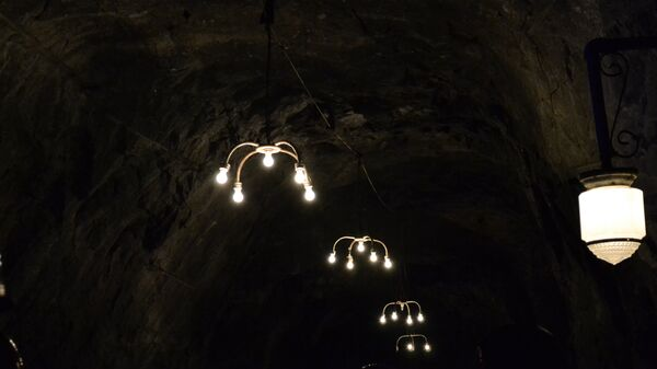 Un mina en Colombia - Sputnik Mundo