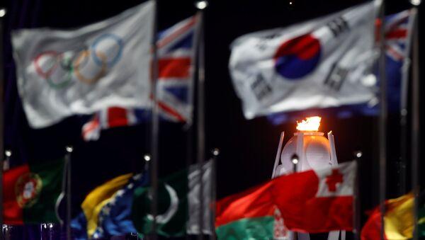 JJOO en Pyeongchang - Sputnik Mundo