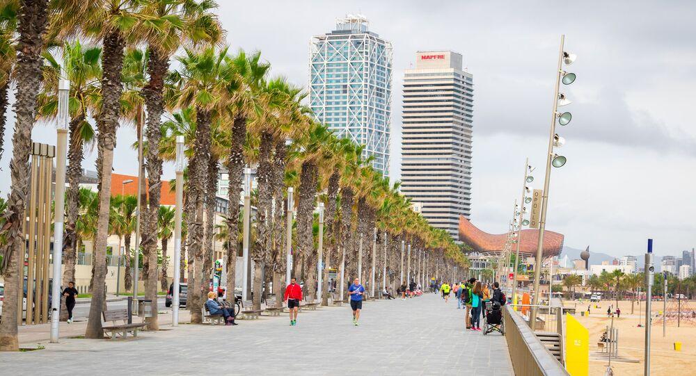 Barcelona, la capital de Cataluña