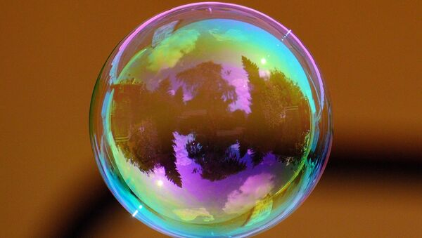 Burbuja (imagen referencial) - Sputnik Mundo