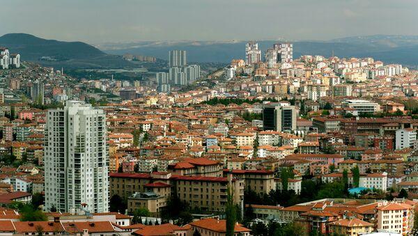 Ankara, capital de Turquía - Sputnik Mundo