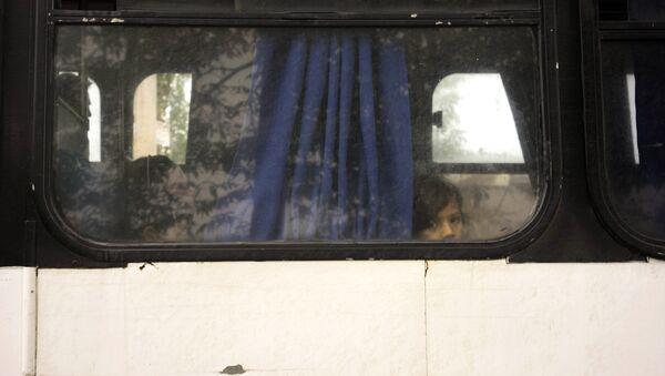 Autobús en México (imagen referencial) - Sputnik Mundo