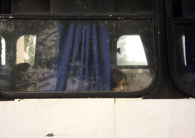 Autobús en México (imagen referencial)