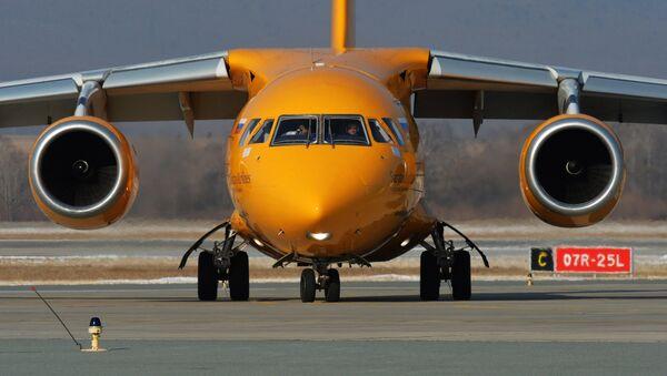 An-148 - Sputnik Mundo