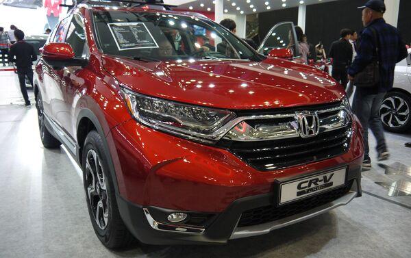 Honda CR-V - Sputnik Mundo