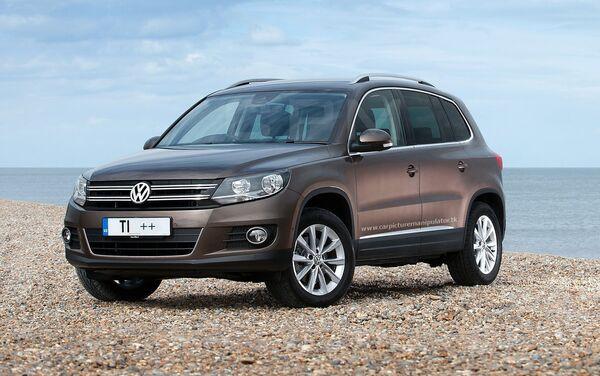 Volkswagen Tiguan - Sputnik Mundo