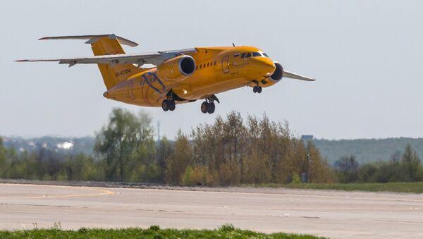 Un An-148 - Sputnik Mundo