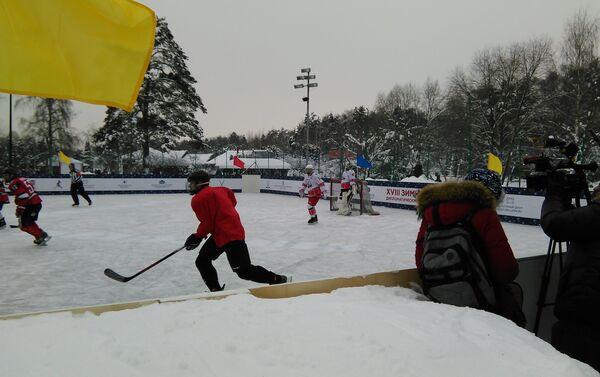 Hockey sobre hielo - Sputnik Mundo