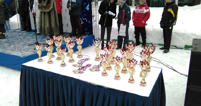 Los premios esperan a sus ganadores