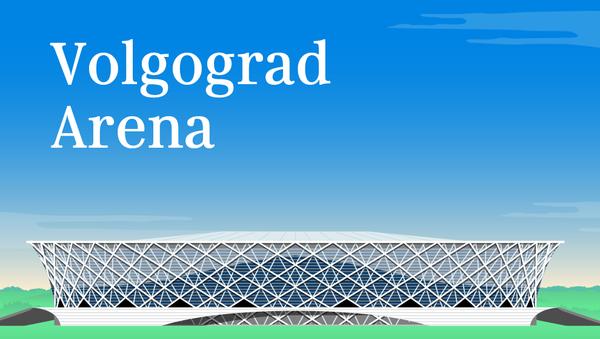 Volgograd Arena - Sputnik Mundo