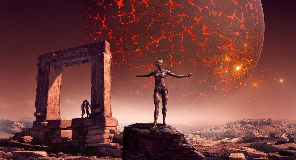Fin del mundo (imagen referencial)