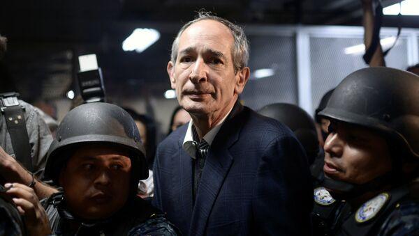 Álvaro Colom, expresidente de Guatemala - Sputnik Mundo