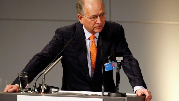 Wolfgang Ischinger, el presidente de la Conferencia Internacional de Seguridad de Múnich - Sputnik Mundo