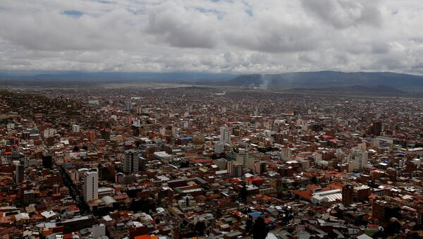 Oruro, Bolivia - Sputnik Mundo