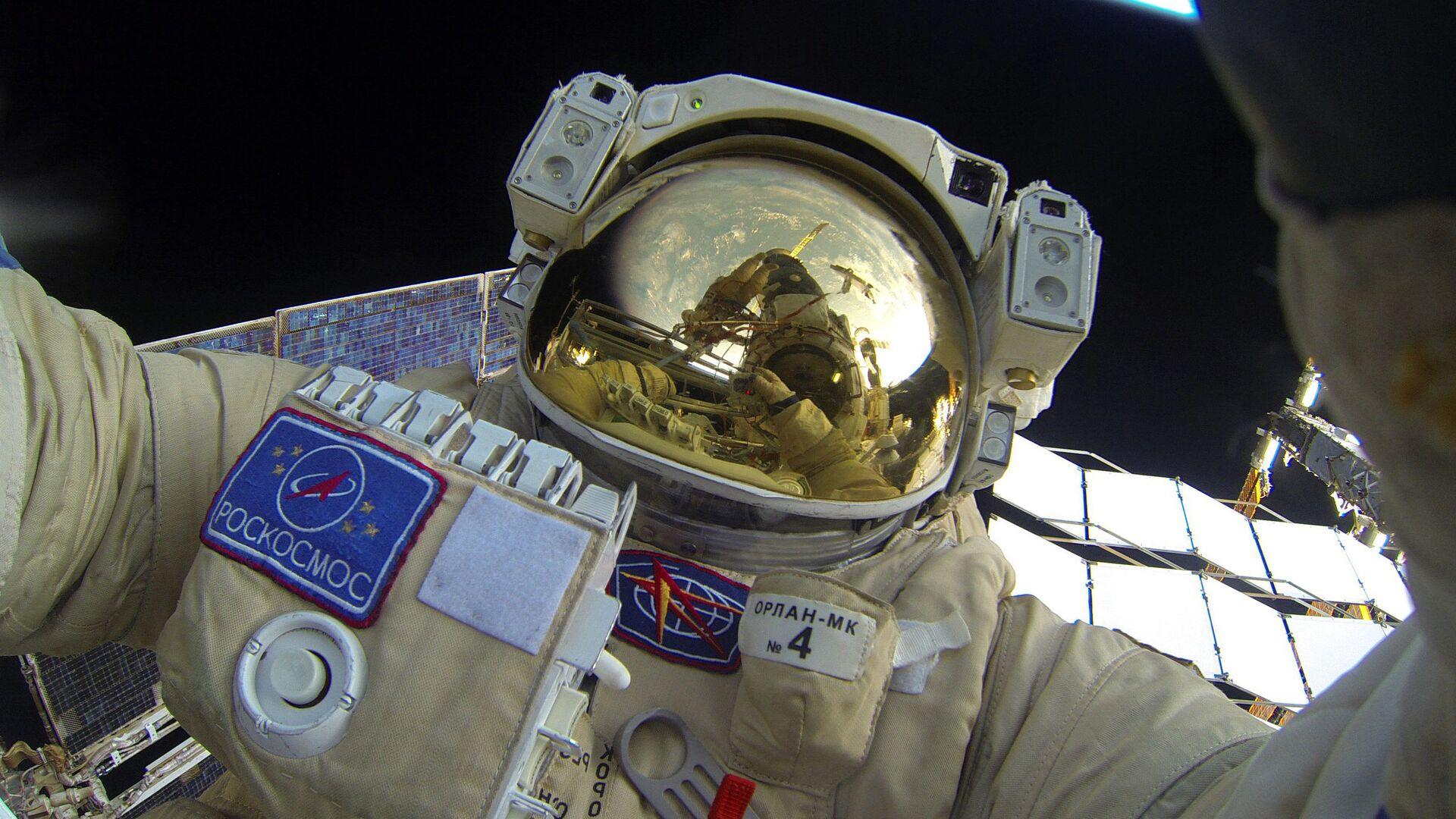 Cosmonauta ruso (imagen referencial) - Sputnik Mundo, 1920, 27.03.2021