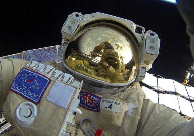 Cosmonauta ruso (imagen referencial)