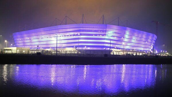 Estadio de Kaliningrado - Sputnik Mundo