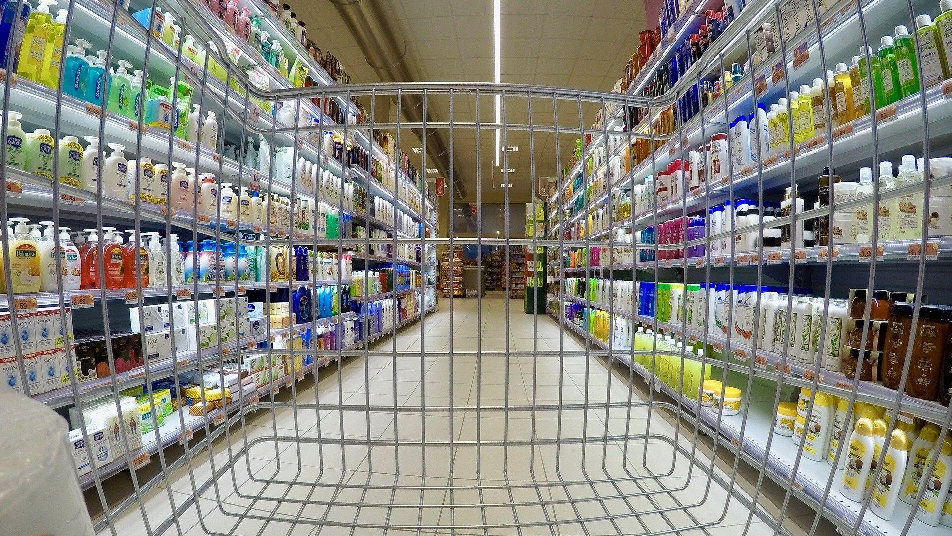 Un supermercado - Sputnik Mundo, 1920, 25.03.2021