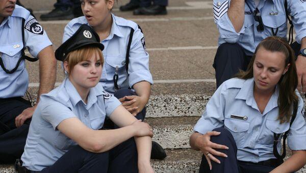 Una mujer policía - Sputnik Mundo