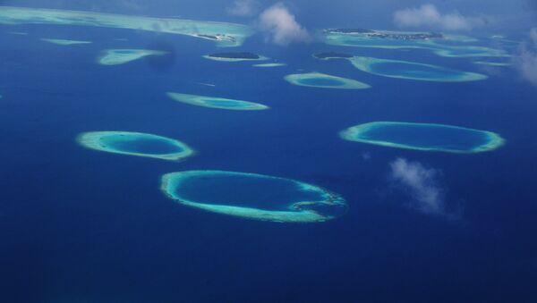 Maldivas - Sputnik Mundo